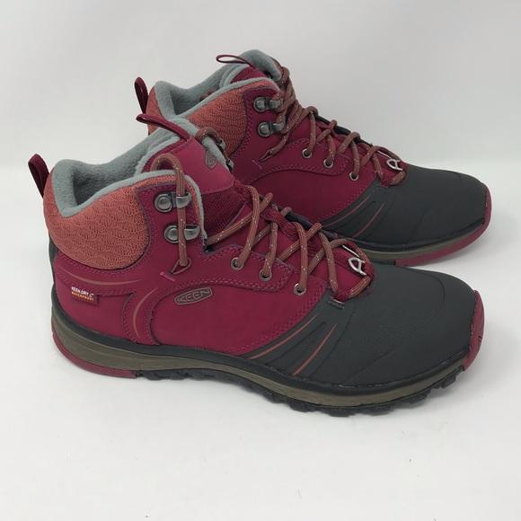 Keen Terradora Wintershell WP Hiking Boots - Women ae829494bb